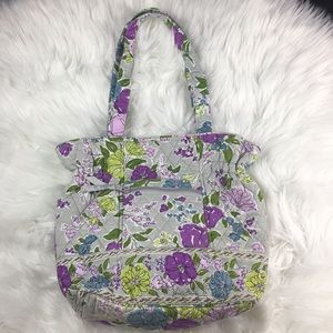 Vera Bradley Tote Bag Floral